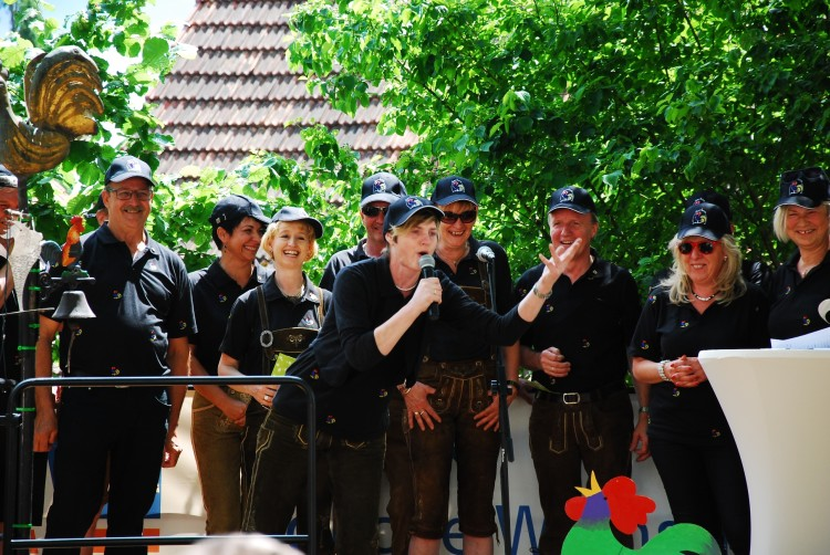 2016 Oesterreichische Gruppe aus St Andrae