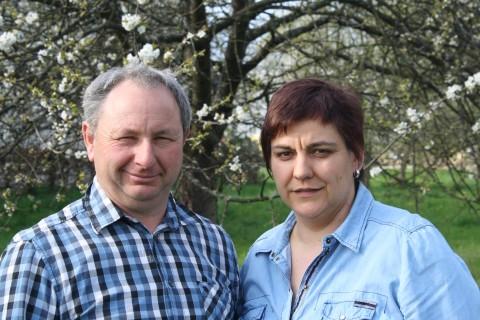 Gerhard und Claudia Komp