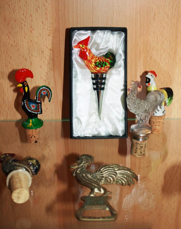 Museum Flaschenverschlüsse